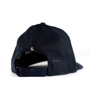 Non Believer Trucker Navy - Slackertide