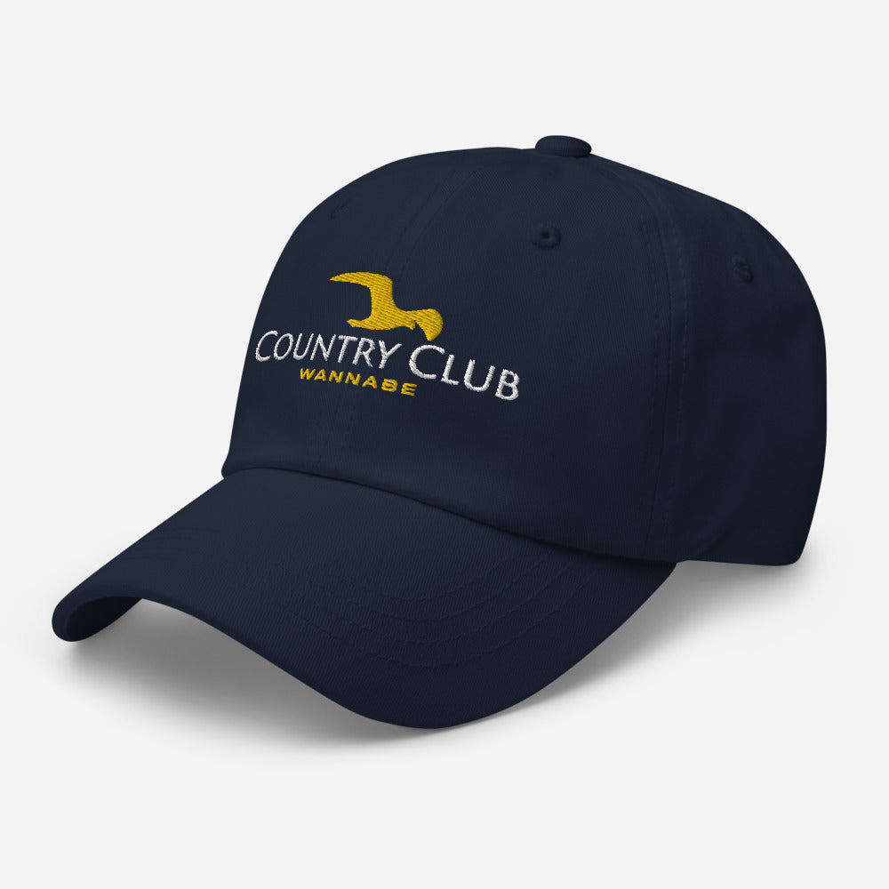 Country Club Wannabe Dad hat