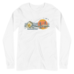 Buzz Catcher Unisex Long Sleeve Tee - Slackertide