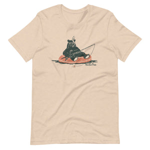 Bear Necessities Short-Sleeve Unisex T-Shirt