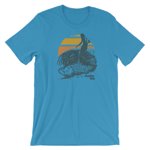 Shore Breaker Short Sleeve Jersey T-Shirt - Slackertide