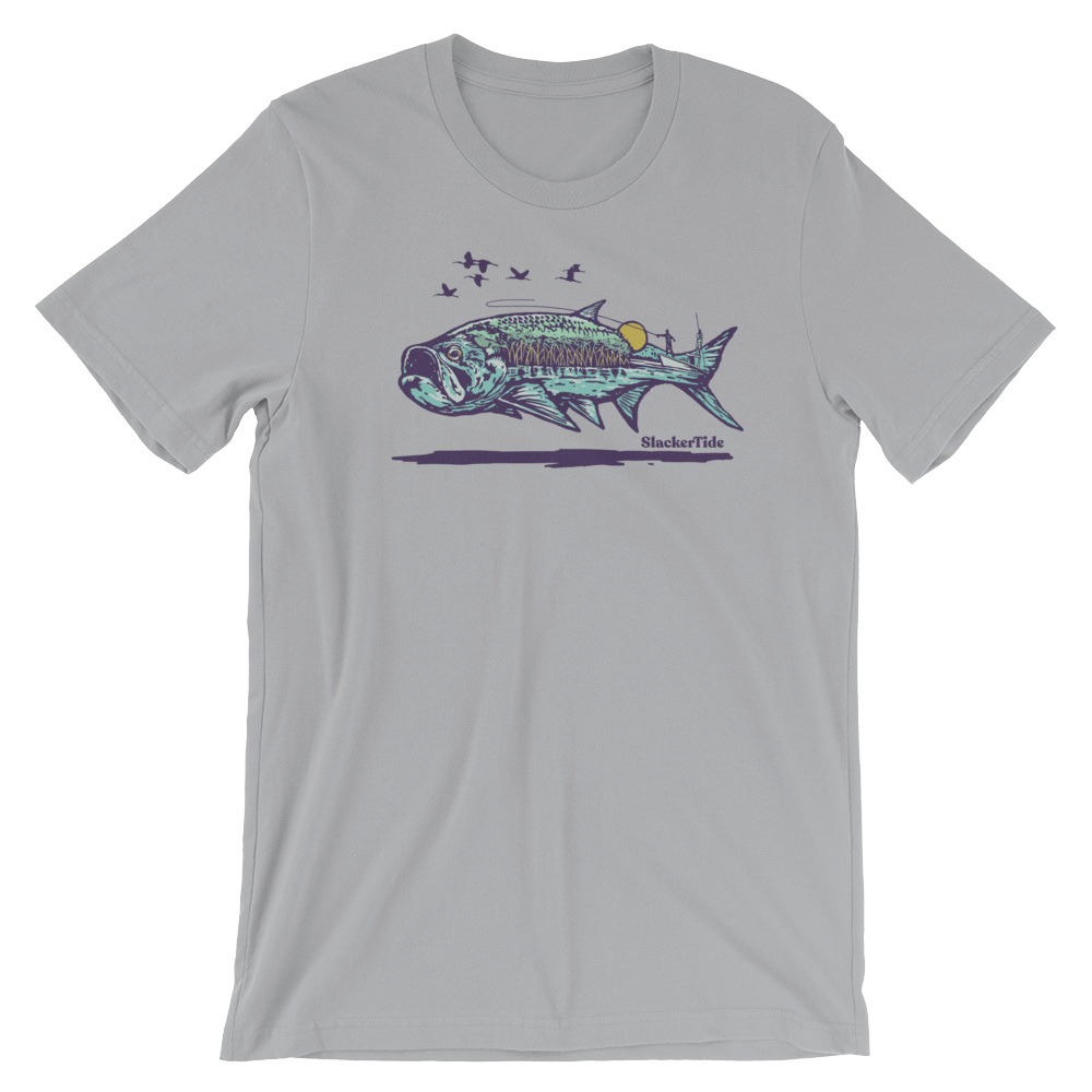 Castaway Short Sleeve T-Shirt - Slackertide