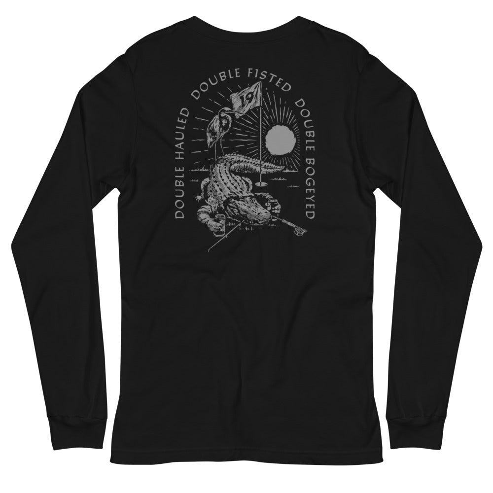 Triple Double Unisex Long Sleeve Tee