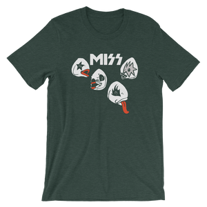 Miss Short-Sleeve Unisex T-Shirt - Slackertide
