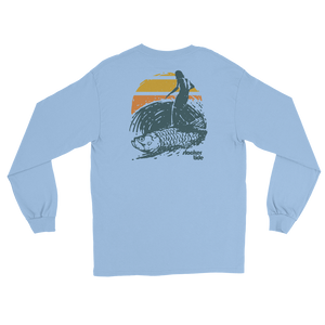 Shore Breaker Long Sleeve T-Shirt - Slackertide