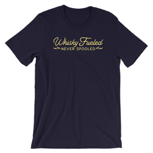 Whisky Fueled Short-Sleeve T-Shirt - Slackertide