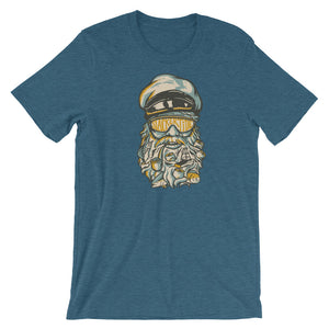 Captain Krunk Short-Sleeve Unisex T-Shirt - Slackertide