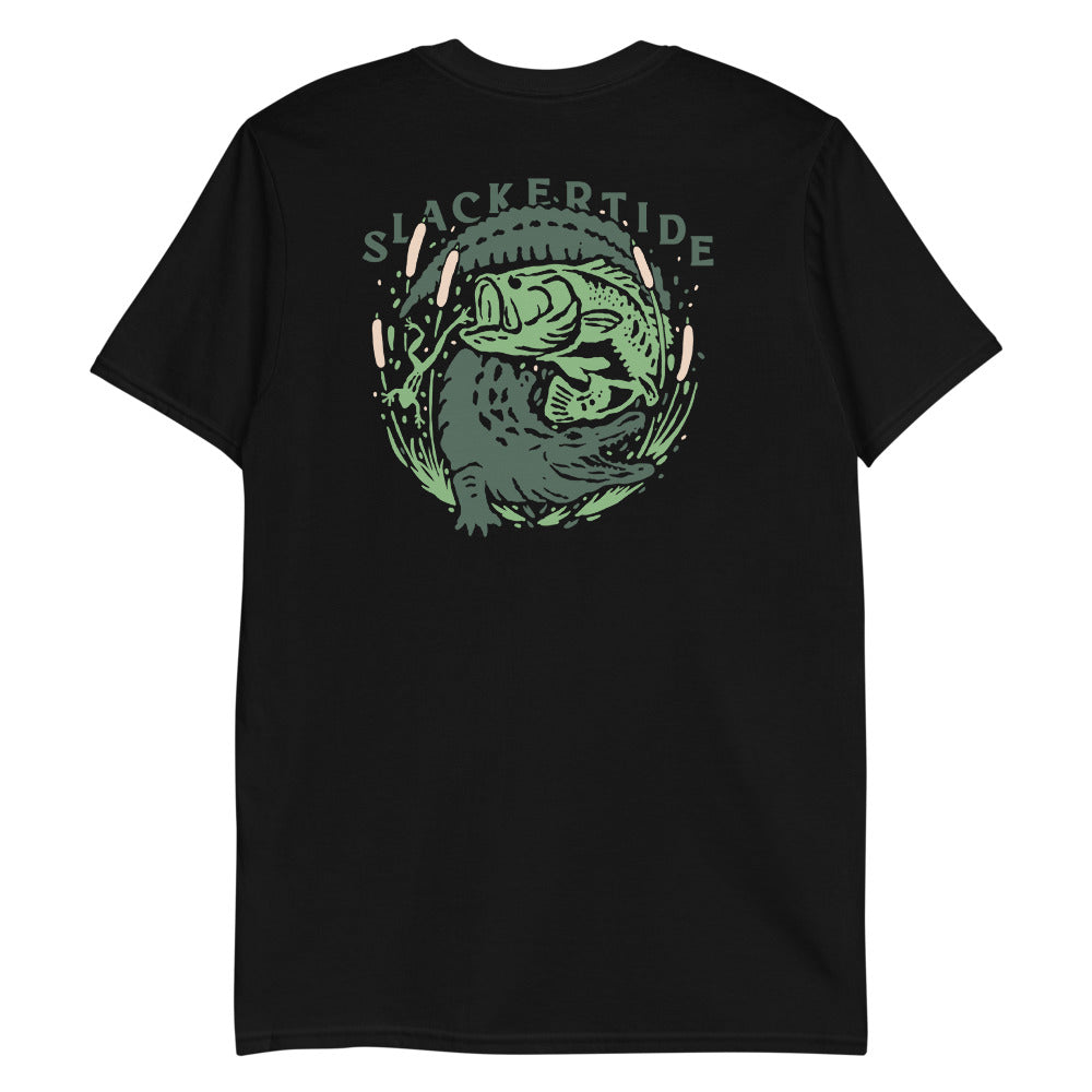 Cattail Throwdown Short-Sleeve Unisex T-Shirt