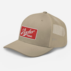 Slacker Tide Pilsner ( Red) Trucker Cap