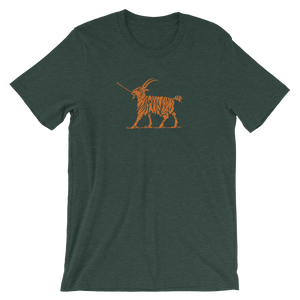 The Goat Short-Sleeve Unisex T-Shirt