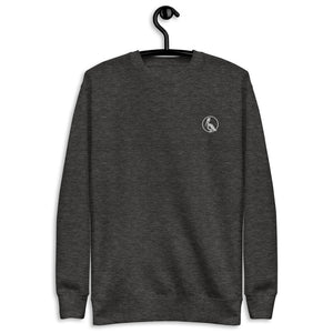 Birdie Unisex Embroidered Fleece Pullover