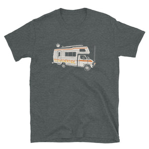 Roady Short-Sleeve Unisex T-Shirt