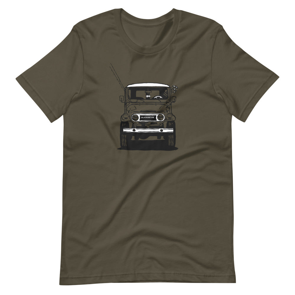 Cruiser Short-Sleeve Unisex T-Shirt