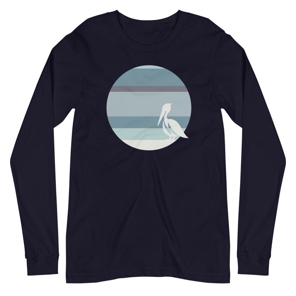 Event Horizon Unisex Long Sleeve Tee