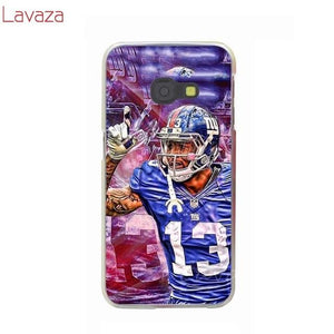 Football Hard Phone Cover for Samsung Galaxy J7 J1 J2 J3 J5