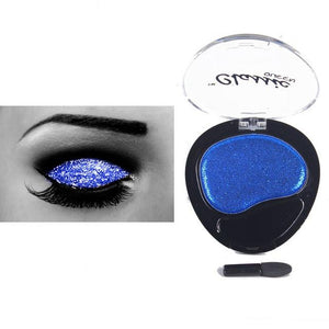 1 PC Cosmetic Powder Smoky Eye shadow Palette Makeup Set