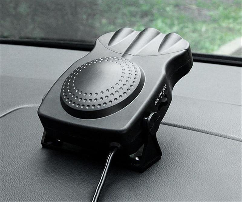 Mini Electric Vehicle Heater and Fan