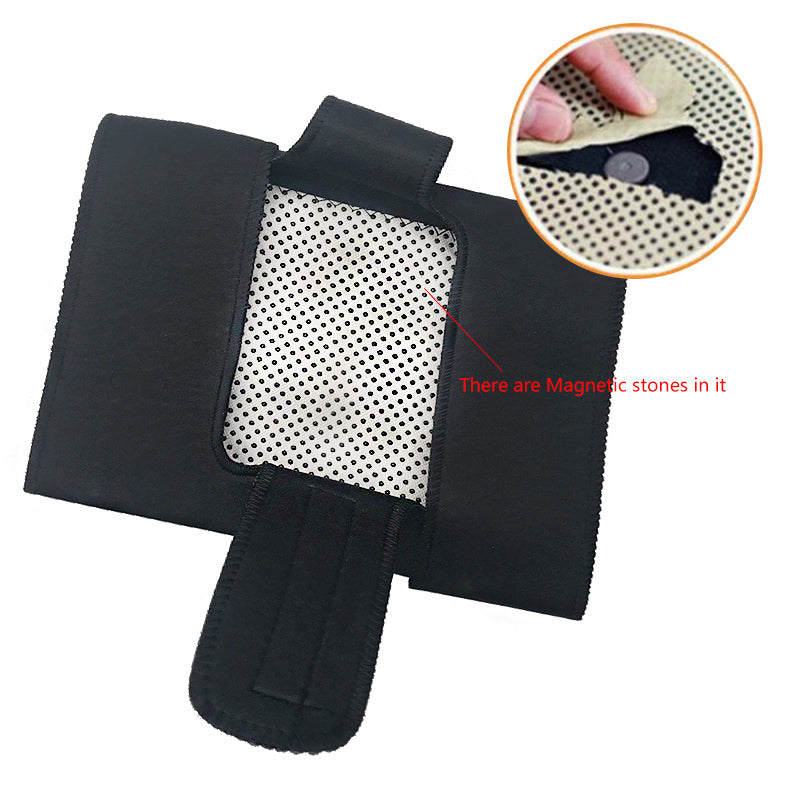 Tourmaline Self Heating Magnetic Kneepad