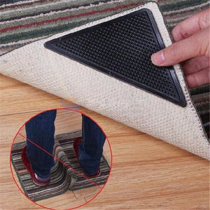 Eco-Friendly and Reusable Rug Grippers (8 pieces)