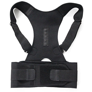 Adjustable Posture Correction Back Brace