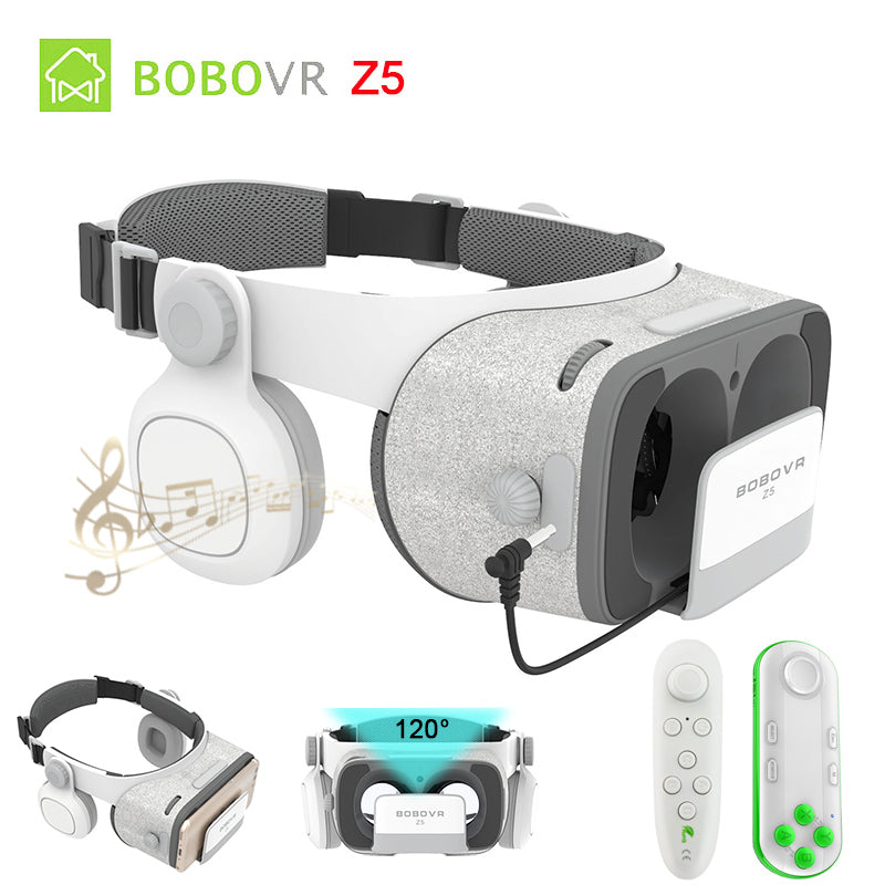 BOBOVR Z5 3D Headset – Latest Version