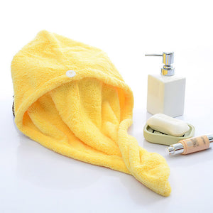 Superb Absorbent Hair Towel