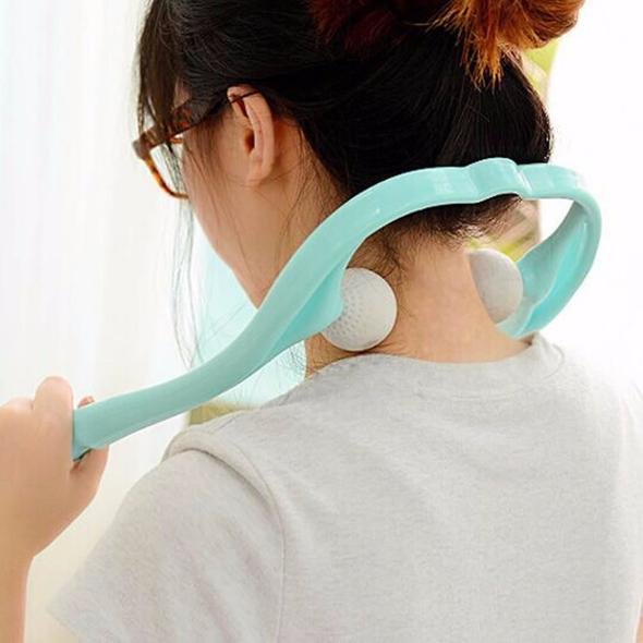 Handheld Neck Roller Massager