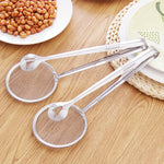 Spoon Strainer Tongs