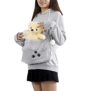 Unisex Pet Pouch Hoodie