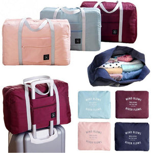 Folding Duffle Bag Organizer