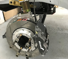Alcon H-Type 4-Piston Motorsport Caliper