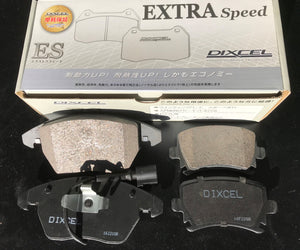 Dixcel ES Brake pad set Front & Rear VW Golf Mk5