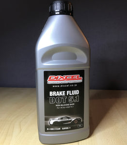 Dixcel High Performance Brake Fluid