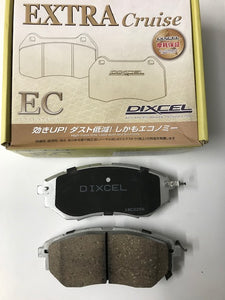 Dixcel EC front brake pads Subaru Legacy BP/BL 3.0 and Turbo