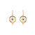 Temple St. Clair 18K Piccolo Tolomeo Earrings