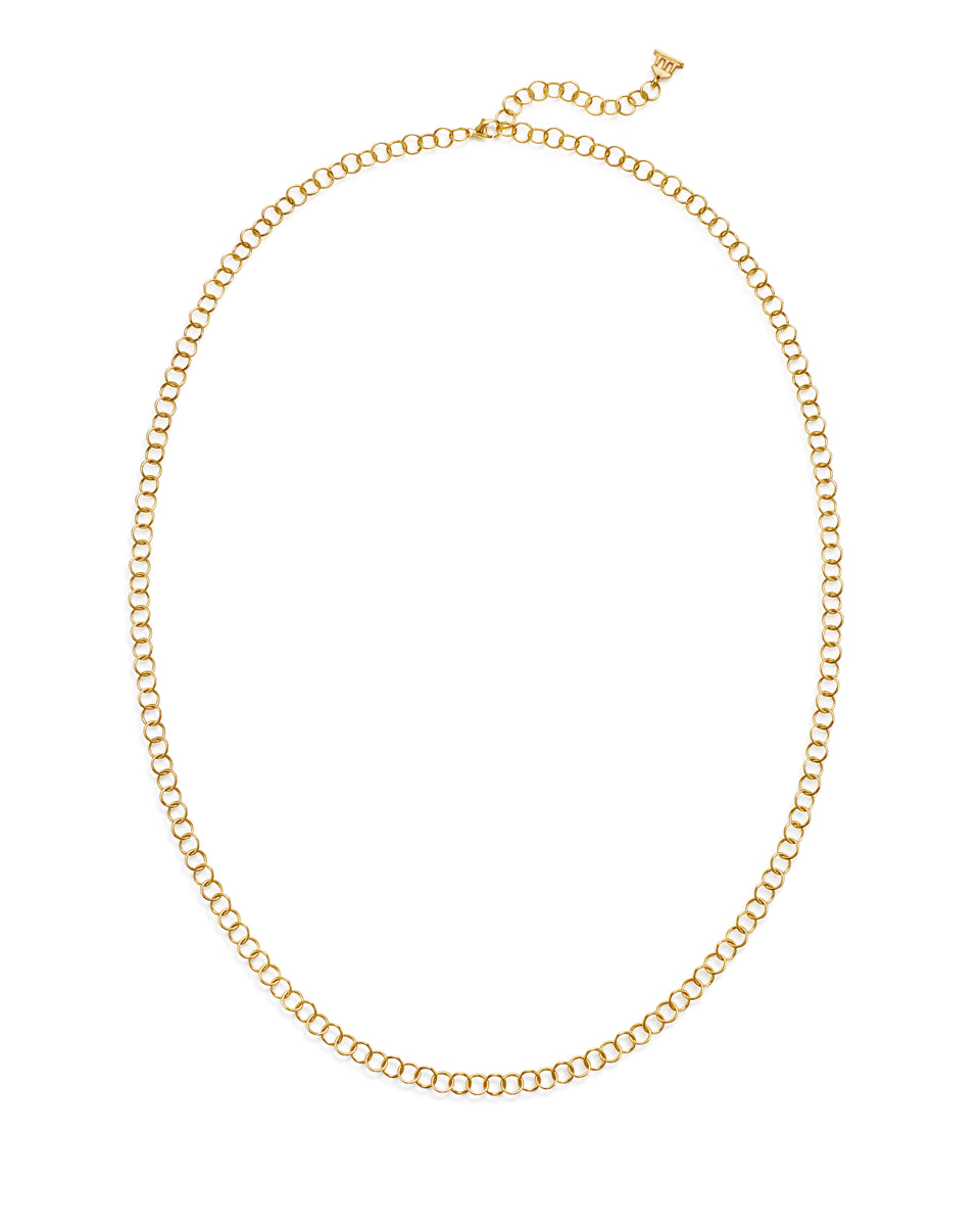 Temple St. Clair 18K Classic Round Chain