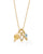 Temple St. Clair 18K Classic Charm Necklace