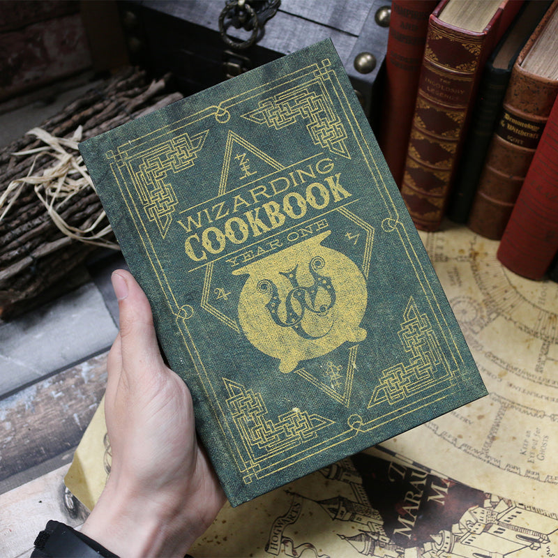 WIZARDING COOKBOOK - YEAR ONE - PAPERBACK