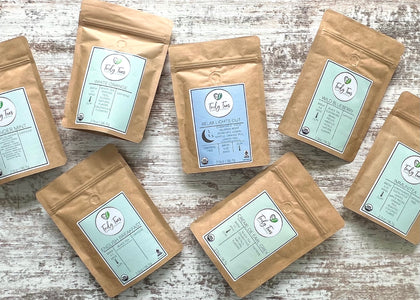 Truly Teas Seasonal Collection
