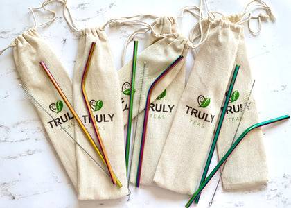 Truly Teas Accessories Collection