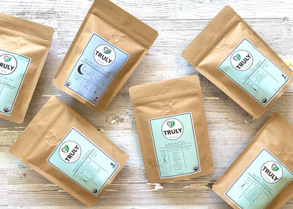 Truly Teas Tea Collection- Organic Teas and Ingredients and Fair Trade Certified™ Teas