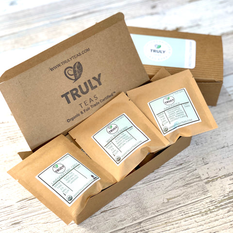 Immunity Boosting Sample Pack - TRULY TEAS