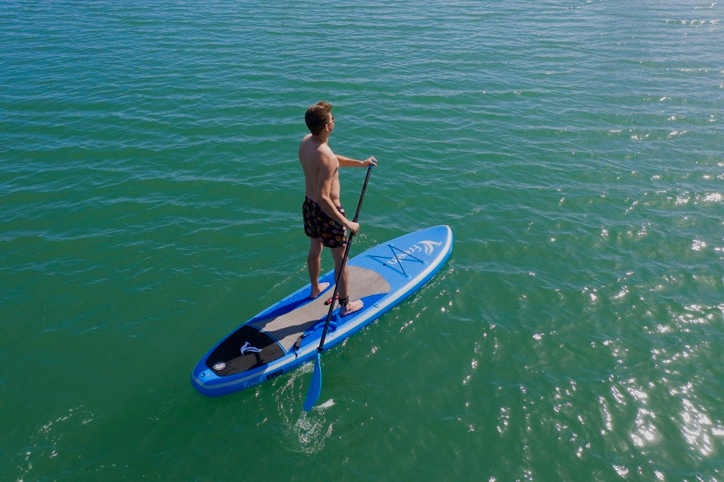 How to Ride Stand Up Paddle Board