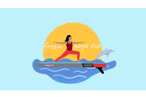 Why Choose Freein Yoga SUP For Yoga Practise