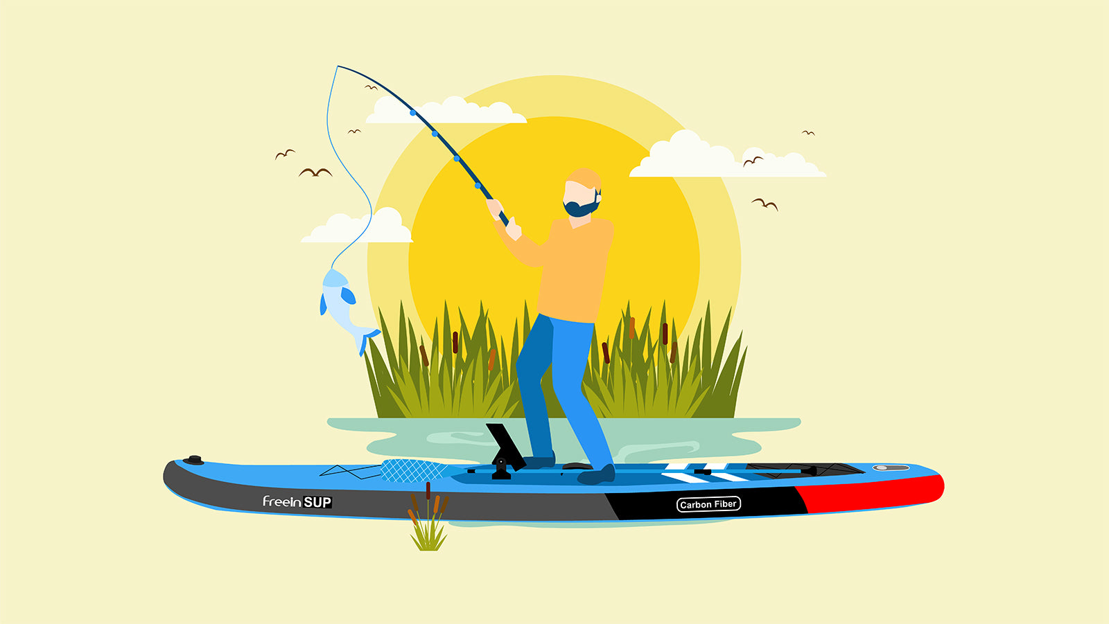 Best SUP for you next fishing