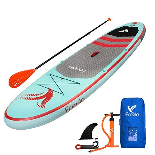 Freein 10' All Round Stand Up Paddle Board | Inflatable SUP Package
