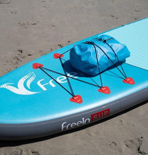 Freein 11' Explorer Inflatable Sup Package-Light Blue
