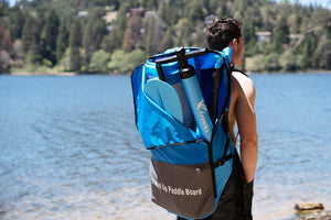 Pre-Order: Freein 11' Explorer Inflatable Sup Package-Blue