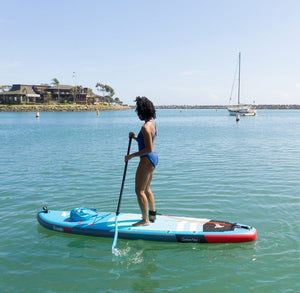 Freein 10'2 Explorer Inflatable Sup Package-Light Blue