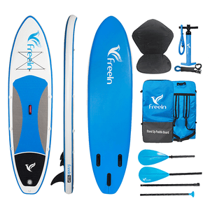 Pre-Order: Freein 10'6 Inflatable Kayak Package-White